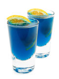 Raccolta dei cocktail - marijuana liquida Fotografie Stock Libere da Diritti