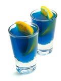 Raccolta dei cocktail - marijuana liquida Immagini Stock