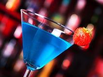 Raccolta dei cocktail - notte russa Fotografia Stock Libera da Diritti