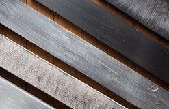 Raccolta dei mattoni di legno Immagini Stock