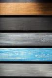Raccolta dei mattoni di legno Immagine Stock Libera da Diritti