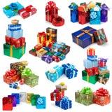 Raccolta dei regali Fotografie Stock