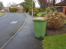 Raccolta dei rifiuti del giardino Fotografia Stock Libera da Diritti