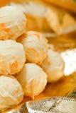 Raccolta dei truffels differenti delle praline del cioccolato Immagine Stock
