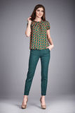 Raccolta del catalogo dell'abbigliamento casual per stile di vita Immagini Stock Libere da Diritti