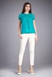 Raccolta del catalogo dell'abbigliamento casual per stile di vita Fotografia Stock Libera da Diritti