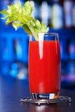 Raccolta del cocktail - bloody mary Fotografia Stock