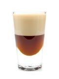 Raccolta del cocktail - colpo del cioccolato dell'erica Immagine Stock
