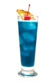 Raccolta del cocktail - hawaiano blu Fotografia Stock