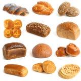 Raccolta del pane Immagini Stock