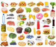 Raccolta dell'alimento Immagini Stock Libere da Diritti