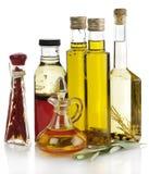 Raccolta dell'olio da cucina Fotografia Stock Libera da Diritti