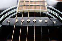 Raccolta della chitarra immagini stock libere da diritti