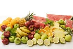 Raccolta della frutta Immagine Stock Libera da Diritti