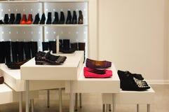 Raccolta della scarpa Fotografie Stock