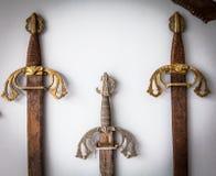 Raccolta della spada Immagini Stock Libere da Diritti