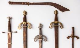 Raccolta della spada Immagine Stock Libera da Diritti
