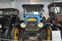 Raccolta delle automobili Salvador Claret immagini stock