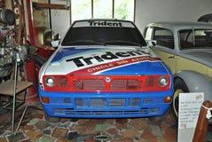 Raccolta delle automobili Salvador Claret fotografia stock