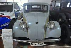 Raccolta delle automobili Salvador Claret immagine stock