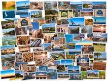 Raccolta delle immagini della Francia Fotografie Stock