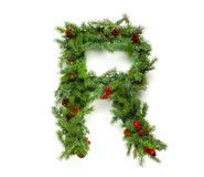 Raccolta delle lettere di Natale Immagine Stock Libera da Diritti