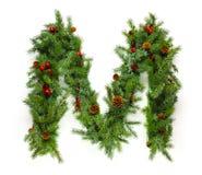 Raccolta delle lettere di Natale Immagini Stock