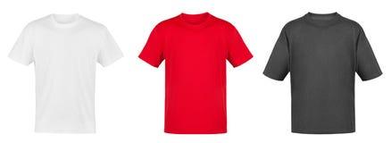 Raccolta delle magliette Immagine Stock Libera da Diritti