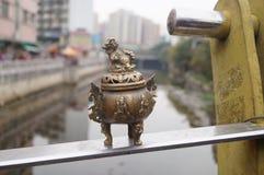 Raccolta delle reliquie culturali Immagine Stock
