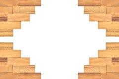 Raccolta delle strutture di legno delle plance Fotografia Stock