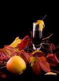 Raccolta di autunno. Verticale. Immagini Stock Libere da Diritti