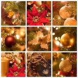 Raccolta di Natale Immagini Stock Libere da Diritti
