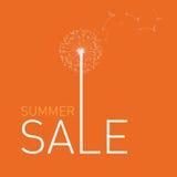 Raccolta di vendita di estate Immagine Stock Libera da Diritti