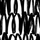 Raccolta disegnata a mano dell'inchiostro Fotografia Stock