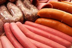 Raccolta fredda della carne della ghiottoneria Immagine Stock Libera da Diritti