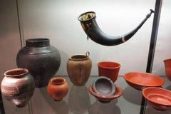 Raccolta romana delle terraglie Immagine Stock
