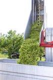 Raccolto del vino Fotografia Stock Libera da Diritti