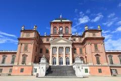 Racconigi castle, Italy Stock Photos