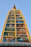 Racconti di jataka di Stupa Immagini Stock