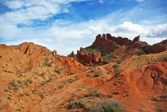Racconto del canyon fotografia stock