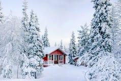 Racconto dell'inverno. Immagini Stock