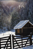 Racconto di inverno Fotografie Stock