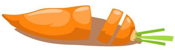 Raccord en caoutchouc coupé illustration stock