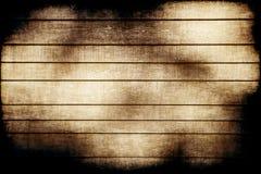 Raccordo antico dell'assicella della parete di Grunge Fotografie Stock