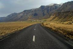 Raccordo anulare Islanda Immagini Stock Libere da Diritti