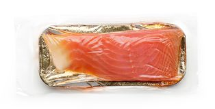 Raccordo dei salmoni immagini stock libere da diritti