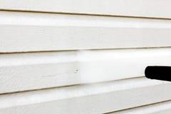 Raccordo del vinile di pulizia, pulitore ad alta pressione Immagini Stock