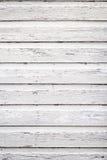 Raccordo di legno bianco fotografia stock