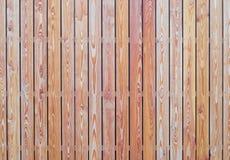 Raccordo di legno moderno Fotografie Stock