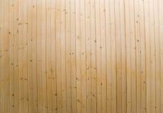 Raccordo di legno reale Fotografia Stock Libera da Diritti